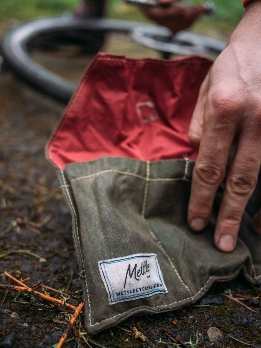 Tool Roll by Mettle Cycling